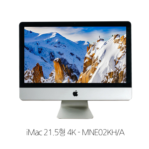 애플 iMac Retina 레티나 4k 21.5형 / 3.4Ghz / 8GB / 1TB Fusion Drive - MNE02KH/A